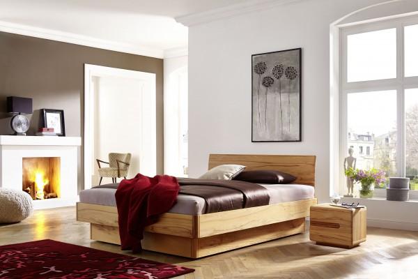 Bett mit Bettkasten – Stauraumbett Mané