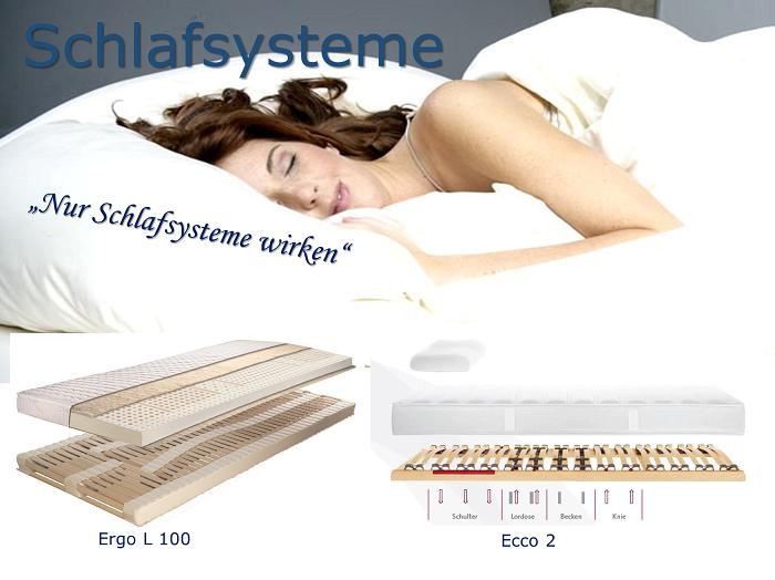 Schlafsysteme 2