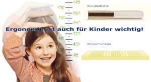 Selecta Kindermatratze
