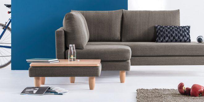 Lounge S – Das Natur Schlafsofa
