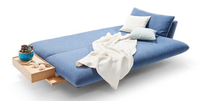Neues Schlafsofa – Quer – oder Längsschläfer?